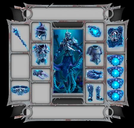Новая система бонусов комплектов + Новые артефакты!